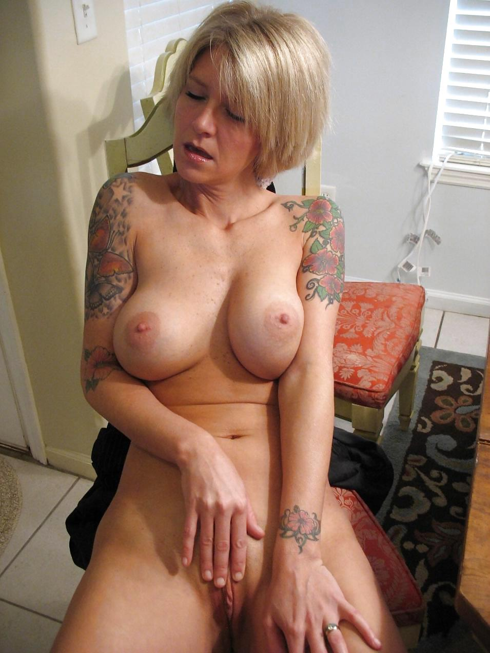 Finest nude tattooed girls think