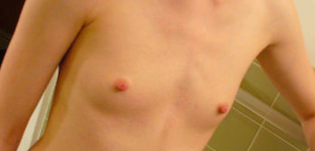 des femmes avec de petits seins