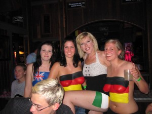 des supportrices sexy