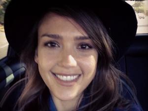 Jessica Alba sans maquillage